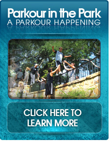 Parkour in the Park